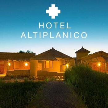 Hotel Altiplánico.